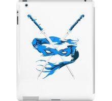 TMNT Leonardo Inspired Artwork Teenage Mutant Ninja Turtles iPad Case/Skin