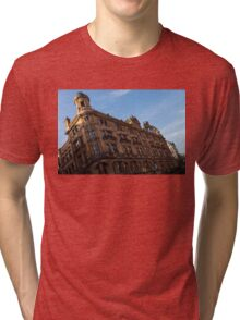 The Hippodrome Casino - London, Leicester Square, Cranbourn Street, City of Westminster Tri-blend T-Shirt