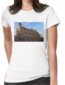 The Hippodrome Casino - London, Leicester Square, Cranbourn Street, City of Westminster Womens Fitted T-Shirt