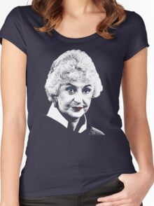 Dorothy Women's Fitted Scoop T-Shirt