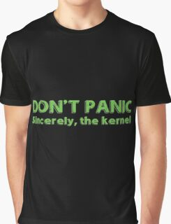 Kernel panic Graphic T-Shirt