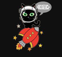 Space Cat - Houston we have a problem Unisex T-Shirt