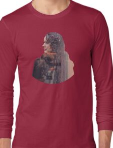 Person of Interest - Root - City Long Sleeve T-Shirt