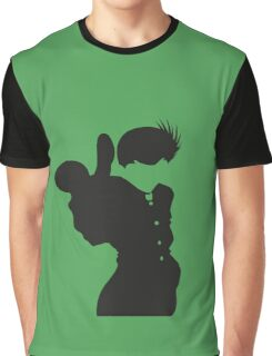 Yusuke Graphic T-Shirt