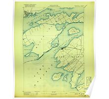 New York NY Cape Vincent 140431 1895 62500 Poster