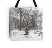 SNOW SCENE 7 Tote Bag