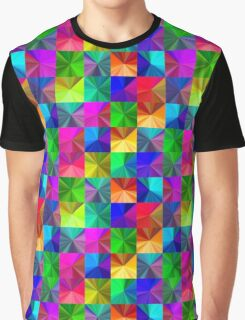 Crystal seamless pattern Graphic T-Shirt