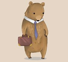 Business Bear Unisex T-Shirt