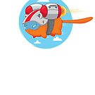 Jet Cat by SteveArmstrong