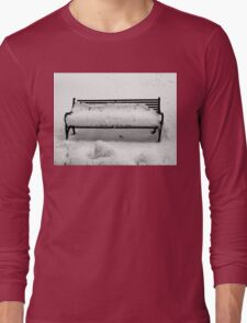 SNOW SCENE 8 Long Sleeve T-Shirt