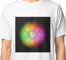 Colours of Om Classic T-Shirt