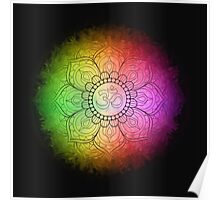 Colours of Om Poster