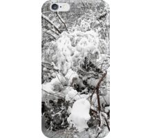 SNOW SCENE 4 iPhone Case/Skin