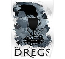 Six Of Crows - The Dregs Poster