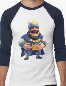 Blue King Clash Royale Art T-Shirt