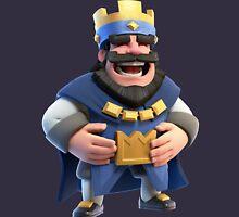 Blue King Clash Royale Art Unisex T-Shirt