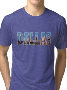 Dallas Tri-blend T-Shirt
