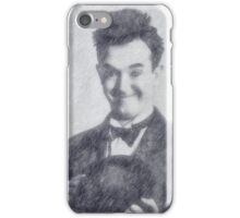 Stan Laurel iPhone Case/Skin