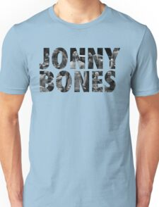 Jonny Bones Jones Unisex T-Shirt