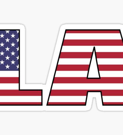 Los Angeles LA Sticker