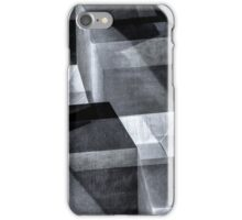 Abstract cubes iPhone Case/Skin