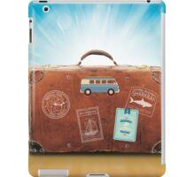 luggage iPad Case/Skin