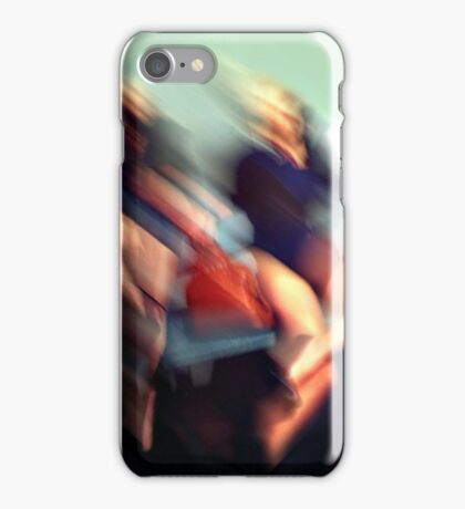 Half Past Human iPhone Case/Skin