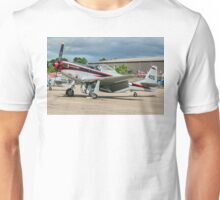 "Cavalier F-51D Mustang 2 NL405HC ""It's About Time"" Unisex T-Shirt"