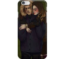 Snart siblings iPhone Case/Skin
