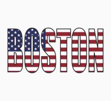 Boston. Kids Tee