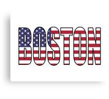 Boston. Canvas Print