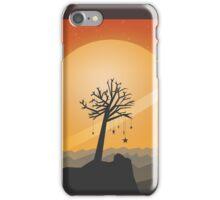 Dreams sunset iPhone Case/Skin