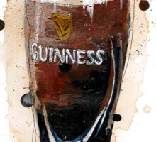 Guinness Pint Sticker