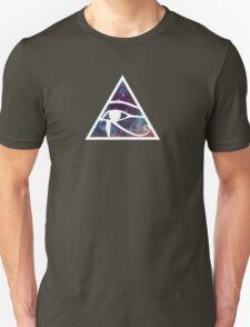 Horus eye Galaxy Unisex T-Shirt