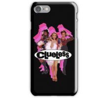 Clueless iPhone Case/Skin