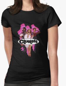 Clueless Womens Fitted T-Shirt