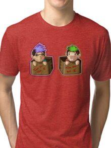 Septiplier-in-a-box Fan Items 2! Tri-blend T-Shirt