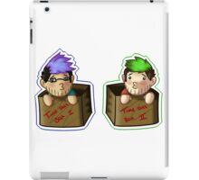 Septiplier-in-a-box Fan Items 2! iPad Case/Skin