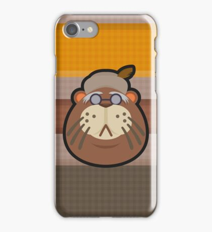 PHINEAS ANIMAL CROSSING iPhone Case/Skin