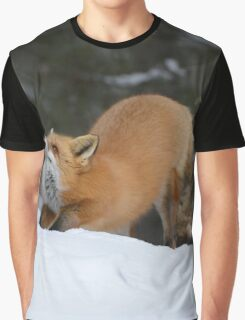 Long Stretch Graphic T-Shirt