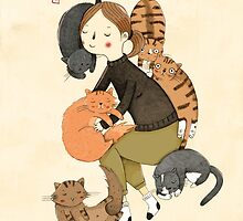 Cat Love by Judith Loske