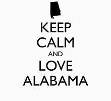 KEEP CALM and LOVE ALABAMA Unisex T-Shirt