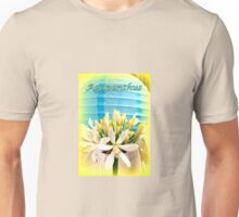 Agapanthus ~ Lily of the Nile Unisex T-Shirt