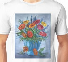Bouquet for My Mother on Her Birthday Unisex T-Shirt