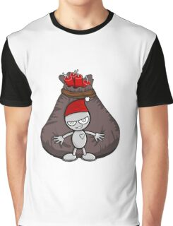 Cartoon Graphic T-Shirt