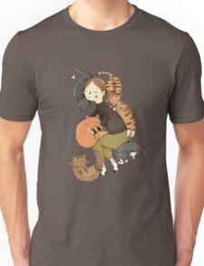 Cat Love Unisex T-Shirt