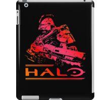 Halo - Red iPad Case/Skin