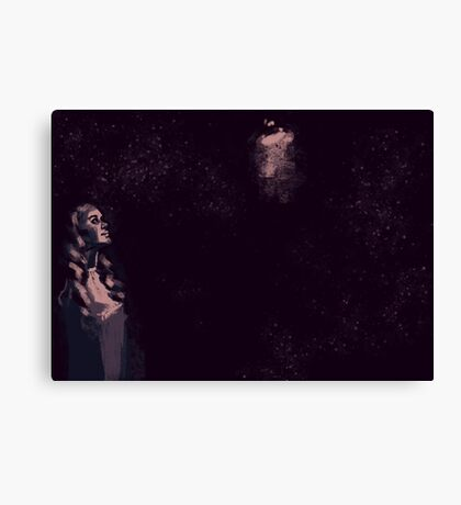 The Banshee and the Beacon Canvas Print