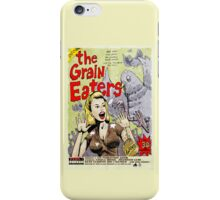 The grain eaters iPhone Case/Skin