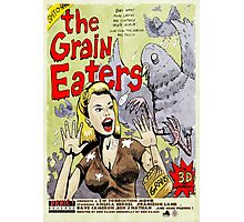 The grain eaters Photographic Print